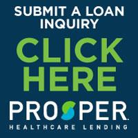 Prosper Healthcare Lending application