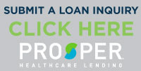 Prosper Healthcare Lending Submit an Inquiry Button